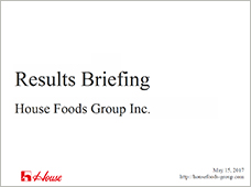 Results Briefing